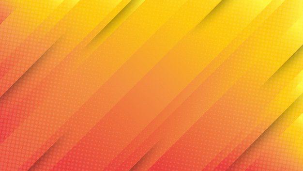 Fondo Moderno Abstracto Curva Naranja Am Premium Vector Freepik Vector Fondo Yellow Background Background Yugioh