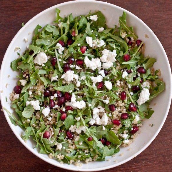 The Best Little Quinoa Salad Ever