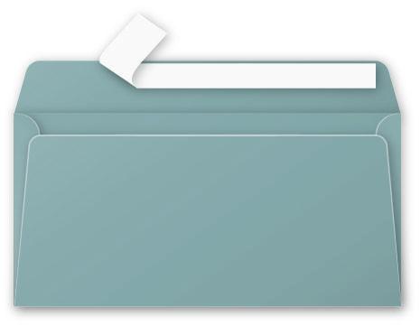 Enveloppe Argent DL Pollen Clairefontaine 120 gr 5 unités  #enveloppeargent #enveloppecouleur #enveloppepollen #enveloppefairepart