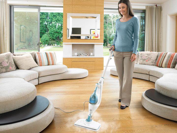 Pequeños electrodomésticos - Limpieza a Vapor - Steam Mop - FSMH1621 - BLACK & DECKER® FSMH1621