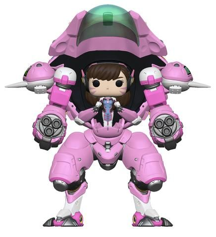 "Alright Overwatch fans, we know you've been dying to see who is coming in Wave 2... get your first look here!Pop! Games: Overwatch - Mei   Pop! Games: Overwatch - McCreePop! Games: Overwatch - LucioPop! Games: Overwatch - SymmetraPop! Games: Overwatch - Reinhardt (6""!)Pop! & Buddy: Overwatch - D.VA & 6"" MekaComing in 2017!"