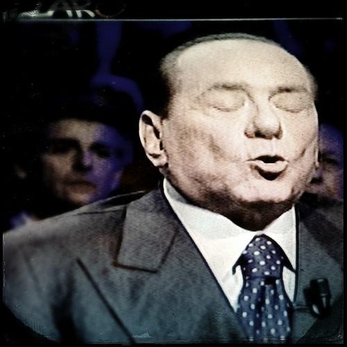 The italian blowjob  #berlusconi