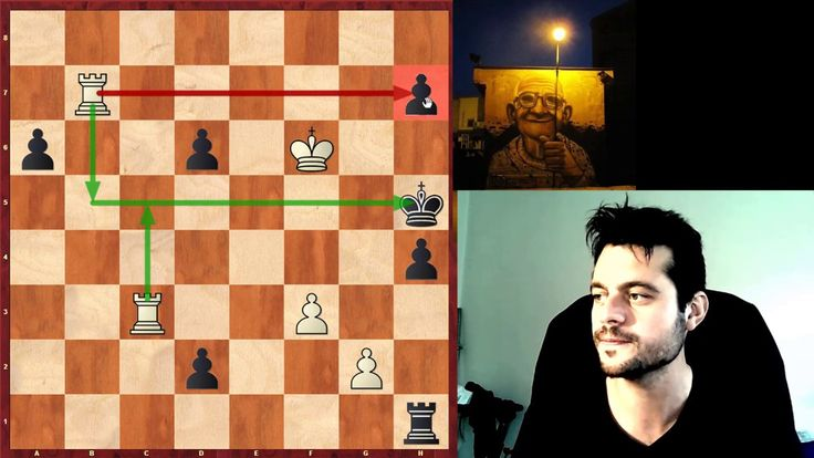 Petite étude de fin de partie pour débutants aux échecs !