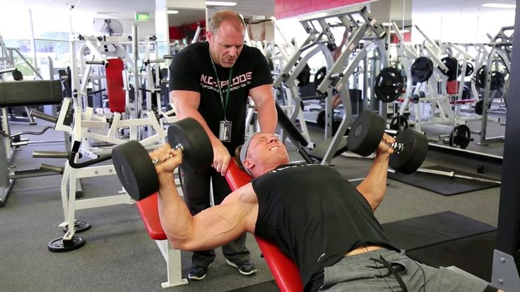 Great Chest Workout | Y3T | Steve Cook