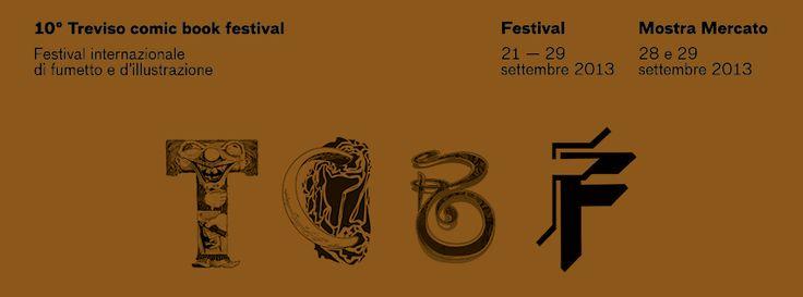 tcbf Banner 25 #comics #treviso #italy #tcbf13 Treviso Comic #Book #Festival #capitanvenezia #venice