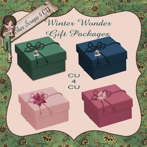 Winter Wonders Gift Packages