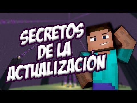 Secretos De La Actualizacion TU 46 Minecraft Xbox 360/One/PS3/PS4/PSVita - YouTube