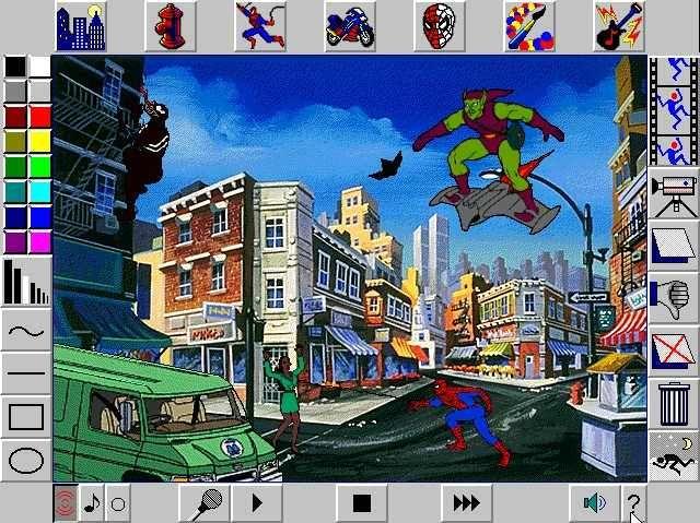 Cartoon Maker Game