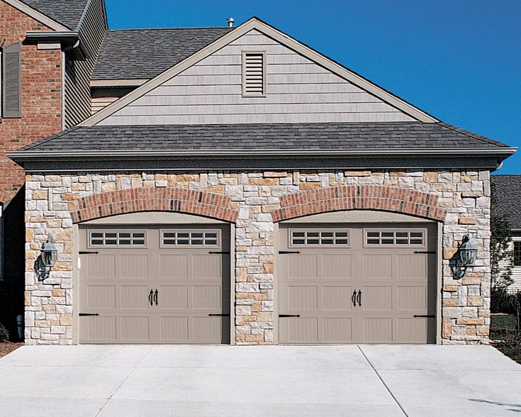 Carriage garage door design ideas