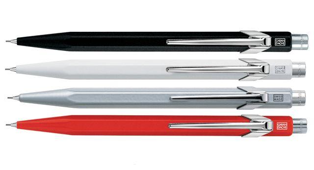 Hands-down, the best mechanical pencil  CARAN D'ACHE Mechanical Pencil, 0.7mm $23.00