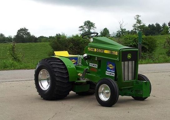 Best Garden Tractor Pulling : Best images about hot rod lawnmowers and pulling