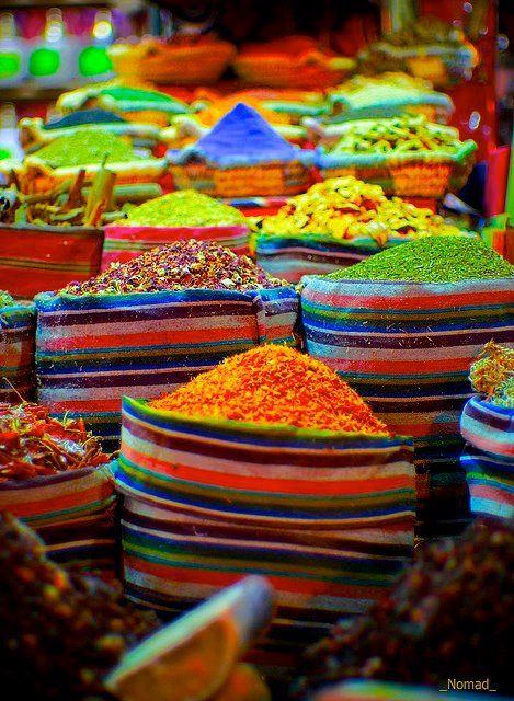 Mexican mercados