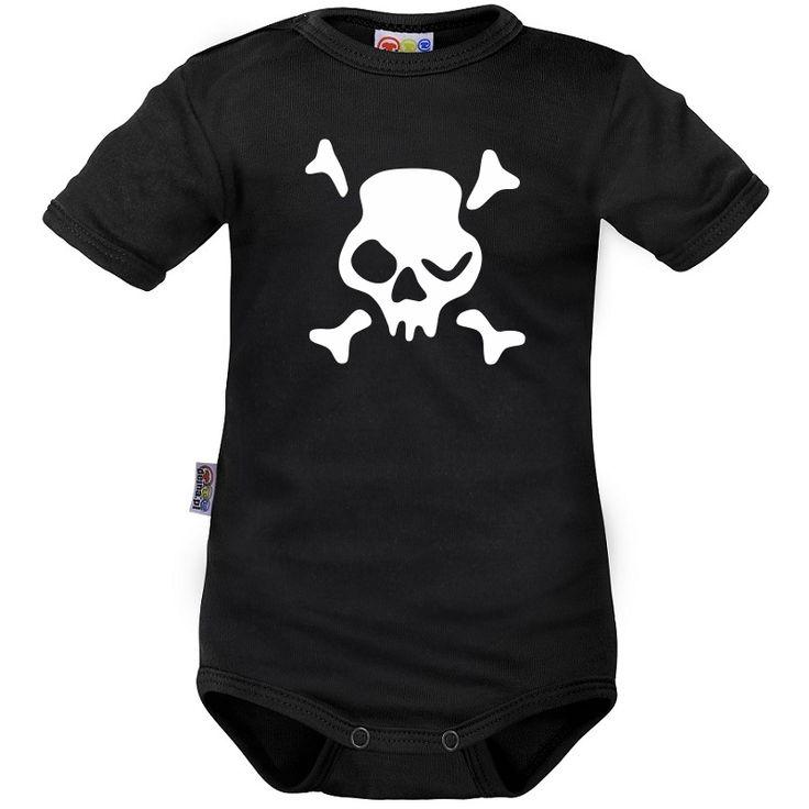 Body bébé : CRANE CLIN D'ŒIL