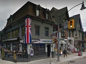 Toronto pub apologizes for booting Paralympian out of bar