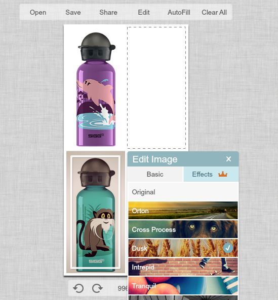 How do you make a photo collage online? With a great free service called PicMonkey!