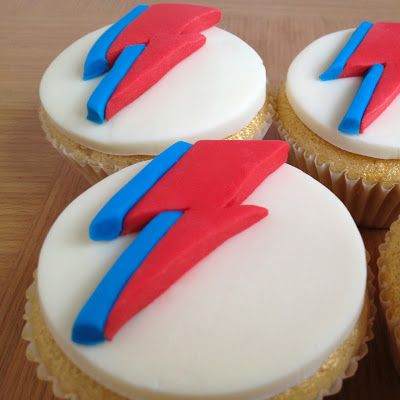 Great idea for a Bowie fan's *points to self* birthday!
