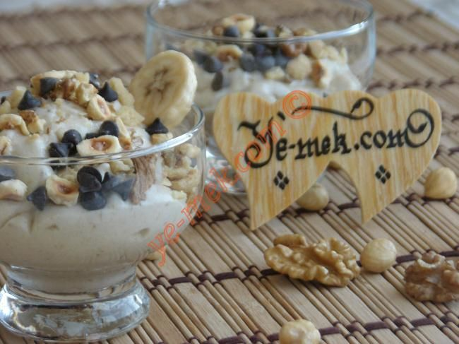 Muzlu Çabuk Dondurma Resimli Tarifi - Yemek Tarifleri