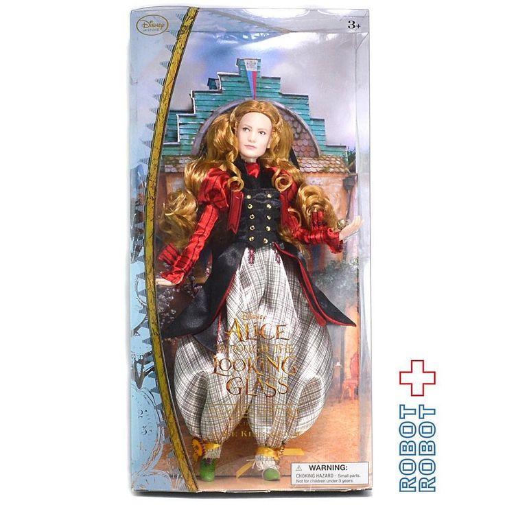 ディズニーストア アリスインワンダーランド/時間の旅 アリス ドール dineystore Alice Through the Looking Glass doll  #アリスインワンダーランド #Disney #ディズニー #アメトイ #アメリカントイ #おもちゃ  #おもちゃ買取 #フィギュア買取 #アメトイ買取 #vintagetoys #中野ブロードウェイ #ロボットロボット  #ROBOTROBOT #中野 #ディズニー買取 #スーベニア買取 #WeBuyToys
