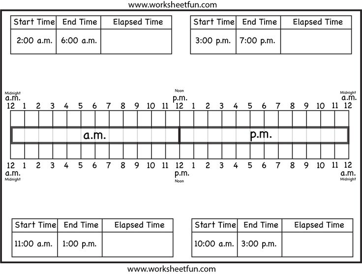 Time Worksheets Free Elapsed Time Worksheets Free Printable – Elasped Time Worksheets