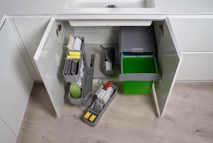 12 ideas para hacer mas cómodo el trabajo en la cocina | Decorar tu casa es facilisimo.com