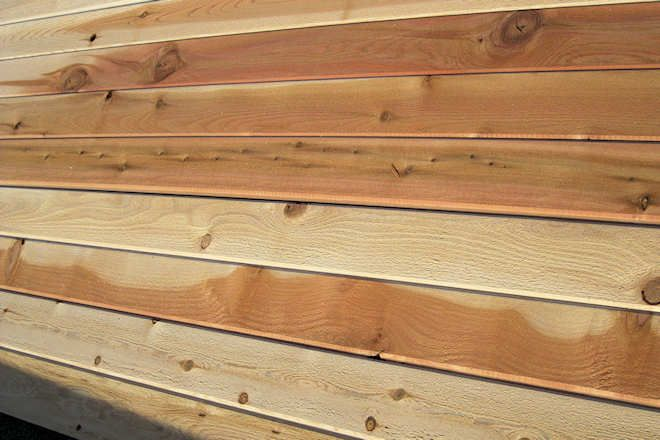 29 best images about lyons exterior materials on pinterest for Horizontal cedar siding