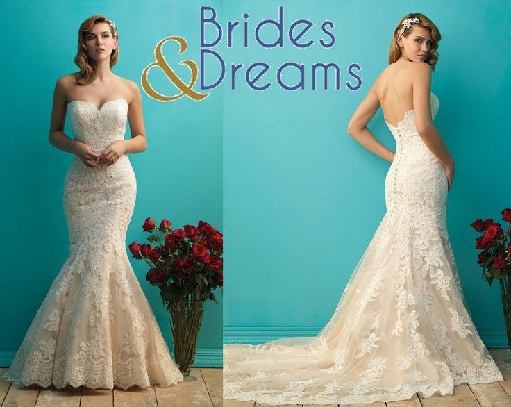 Recuerda que en Brides and Dreams tenemos hasta el 40% en vestidos de novia seleccionados!!! Ubicados interior de Portal de Bodas Guatemala