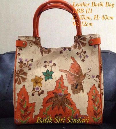Gorjes: Batik Bags (Solo)