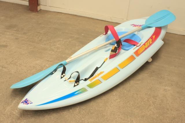 Dart Hydra Solid Core Paddle Wave Ski - ALLBIDS Auction ...