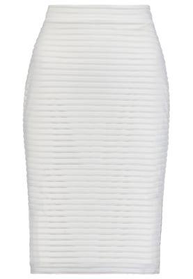 Blyantnederdel / pencil skirts - white [399,-]