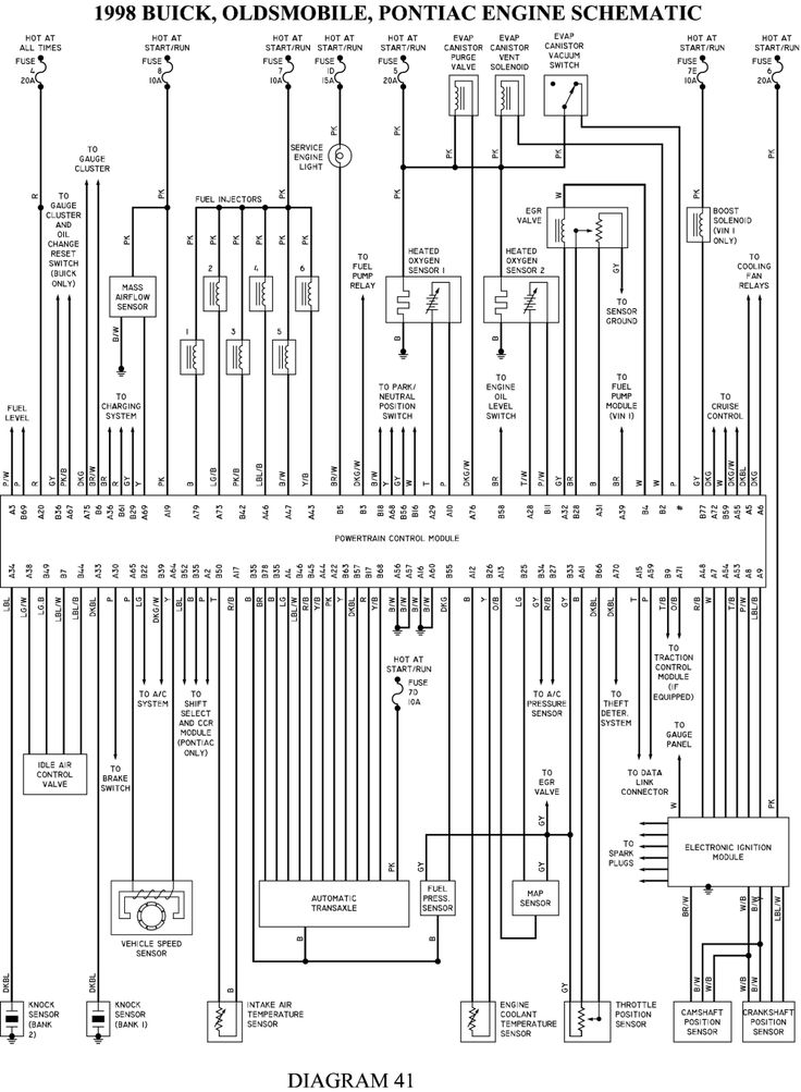15 best 1998 buick images on pinterest buick, electrical wiring on  for repair guides wiring diagrams wiring diagrams autozone com at