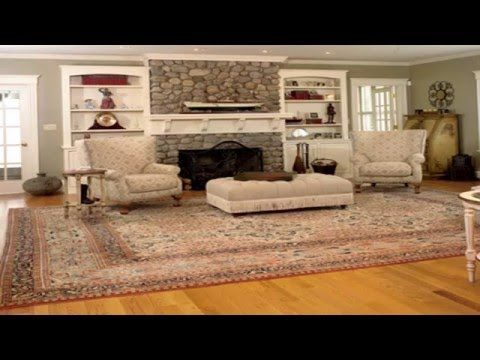Living Room Rugs  Adjusting with the Room's Theme