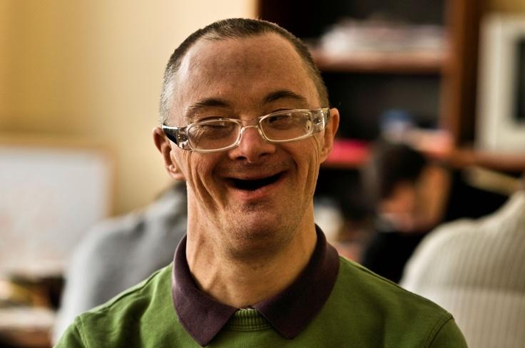 O #uśmiech prosi Krzysztof!    fot. Anna Rakoczy