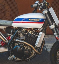 CCM Street Tracker by Wolf moto #motorcycles #streettracker #motos   caferacerpasion.com