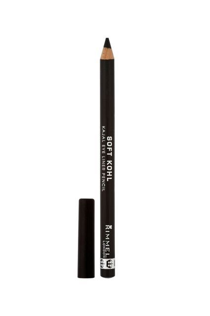 """The Best Drugstore Makeup, According To Hollywood Makeup Artists #refinery29  http://www.refinery29.com/affordable-holiday-makeup-buys#slide-11  """"I like to line the waterline of the eyes with this soft eyeliner, then squeeze the eyes shut to make them a bit sexy and smoldering.""""..."""