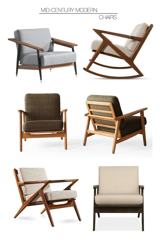 Collection Of Chair Pictures Mid Century Modern Furniture