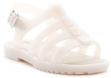 SALE Mini Melissa Flox Sandal  Toddler fashion Kids' shoes Sandals boots for girls