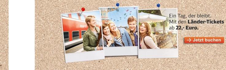 Fahrkarten und Fahrpläne online erstellen - Deutsche Bahn