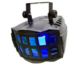 Chauvet Double Derby X Lighting