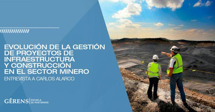 Evolución de la gestión de proyectos en el sector minero