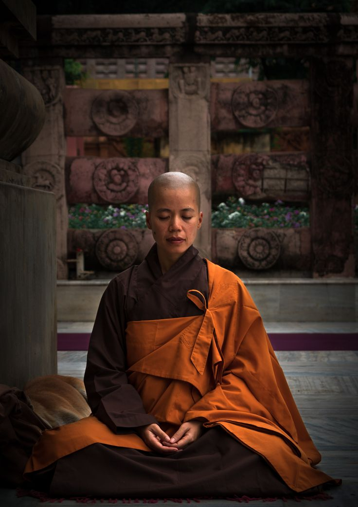 Buddhist monk   Meditation scripts, Guided meditation ...