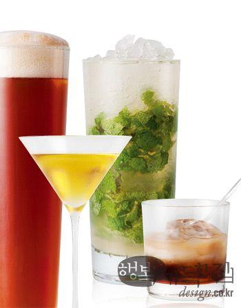 행복이가득한집 Design your lifestyle [여름을 녹이는 칵테일] 술한잔, 시원하게 즐기시오