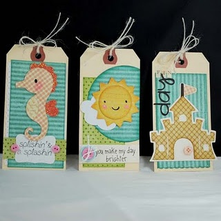 summer tags- sweet