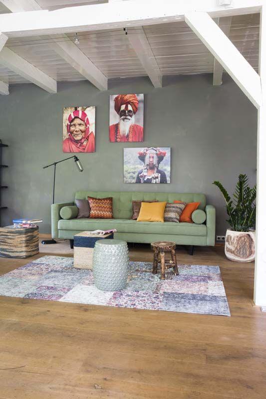 25 beste idee n over etnische huis inrichting op pinterest muurschilderingen tribaal decor - Etnische sfeer ...