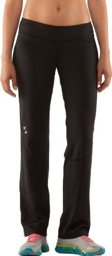 Women's UA AllSeasonGear® Run Fitted Pant Bottoms by Under Armour by Under Armour. $64.99. Soft, brushed mid-weight Poly fabric delivers superior temperature regulation during your run. Signature Moisture Transport System wicks sweat to keep you dry and light. Lightweight, 4-way stretch fabrication improves range of motion and dries faster. Anti-microbial technology. Wide waistband with internal drawcord and hidden zippered key pocket. Figure flattering stitching deta...