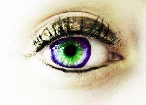 Oční migréna