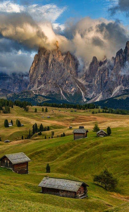 ITALY - South Tyrol  ----- plus.google.com - mountains landscape nature
