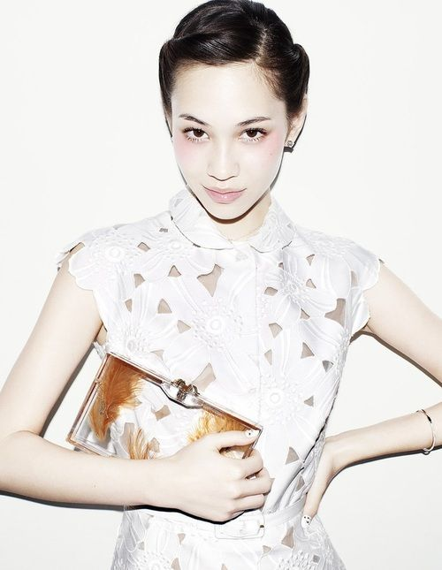 Kiko Mizuhara // wanna be as sweet as Kiko