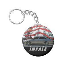 2007 Impala Keychain