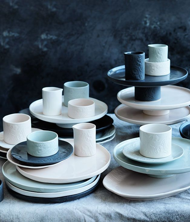Signature Collection tableware by Robert Gordon & 440 best Potter\u0027s Touch images on Pinterest | Ceramic pottery Clay ...